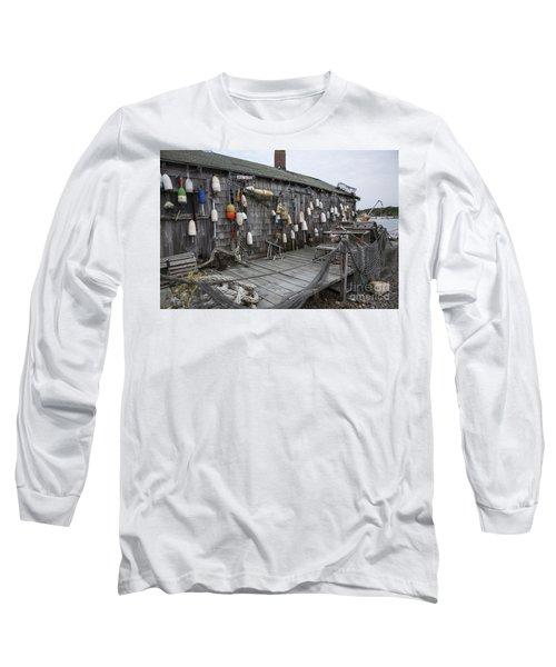 Lobster Shack Long Sleeve T-Shirt