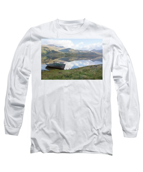 Loch Beg Reflects Long Sleeve T-Shirt