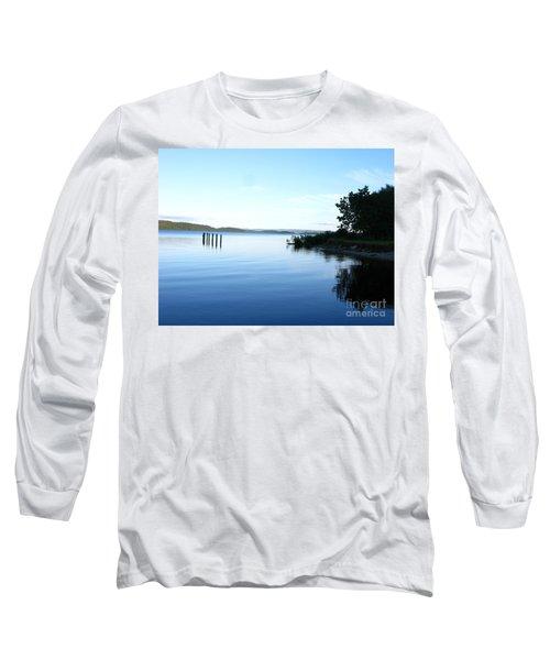 Loch Lomond Long Sleeve T-Shirt by Mini Arora