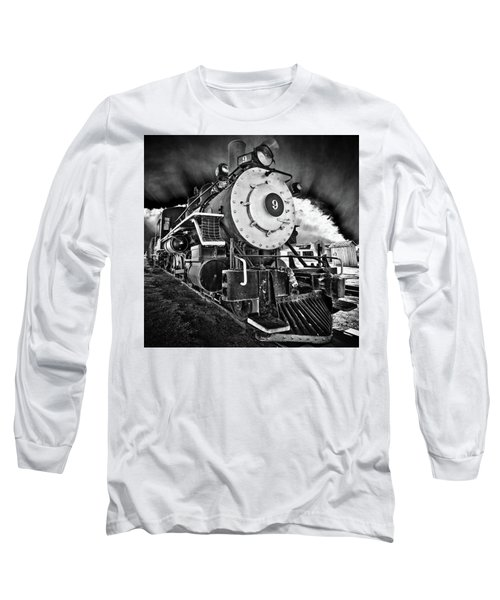 Locomotive Nine Long Sleeve T-Shirt