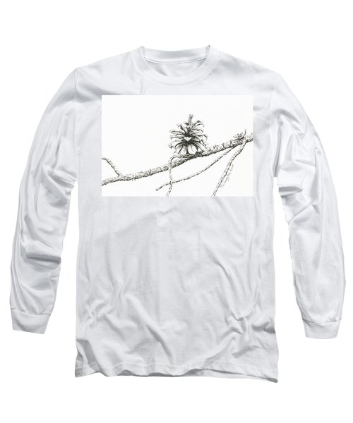 Lodgepole Pine Cone Long Sleeve T-Shirt