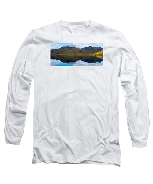 Lofoten Lake Long Sleeve T-Shirt