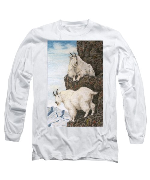 Lofty Perch Long Sleeve T-Shirt