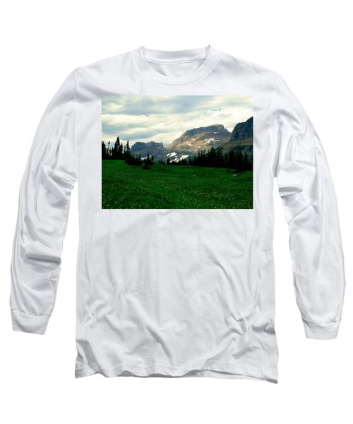 Logan's Pass Long Sleeve T-Shirt