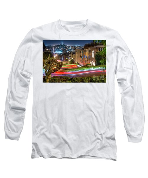 Lombard Street Long Sleeve T-Shirt
