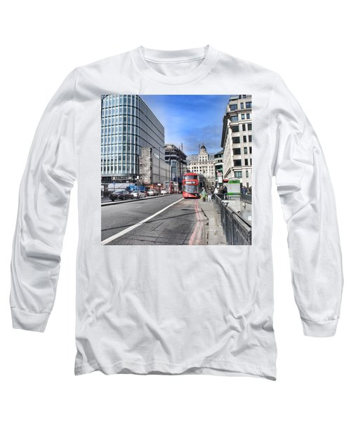 London City Long Sleeve T-Shirt