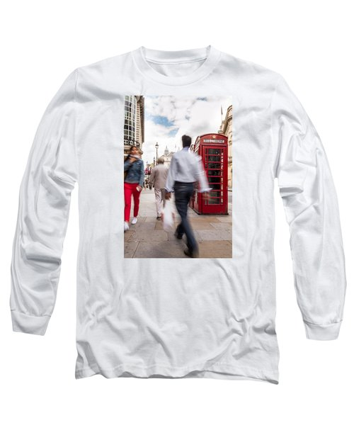 London In Motion Long Sleeve T-Shirt