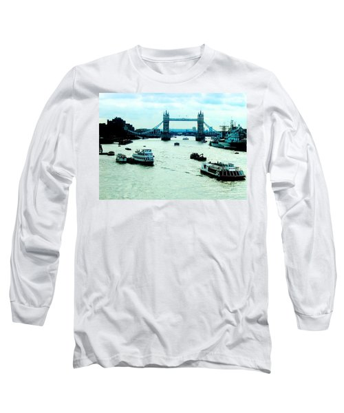 London Uk Long Sleeve T-Shirt