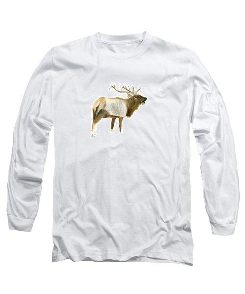 Lone Elk Long Sleeve T-Shirt
