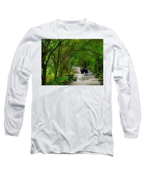 Lonely Hunter Long Sleeve T-Shirt
