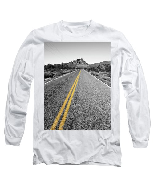 Lonely Road Long Sleeve T-Shirt