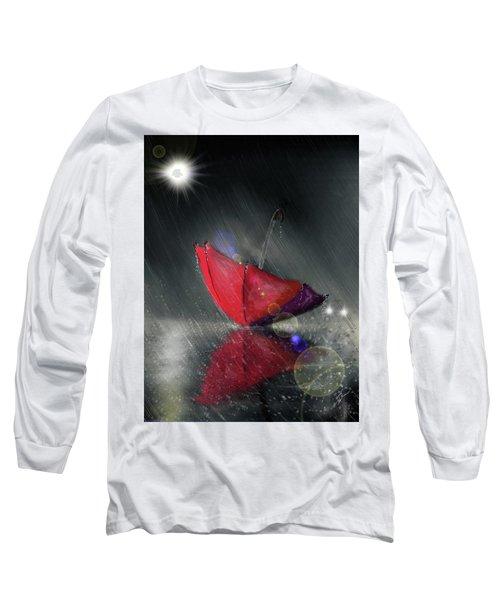 Lonely Umbrella Long Sleeve T-Shirt