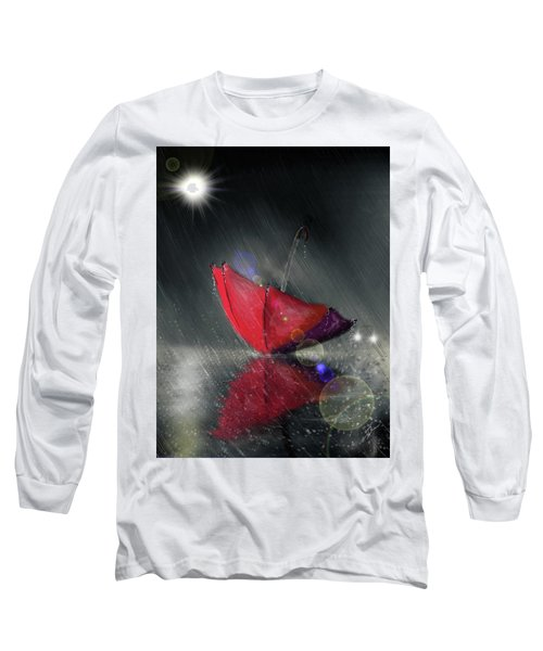 Lonely Umbrella Long Sleeve T-Shirt
