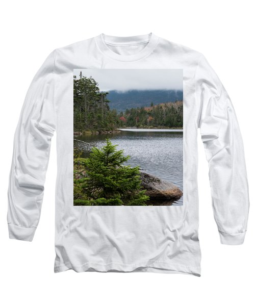 Lonesome Lake Long Sleeve T-Shirt