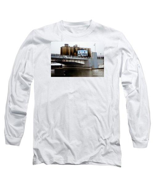 Long Sleeve T-Shirt featuring the digital art Lonestar 1 by David Blank