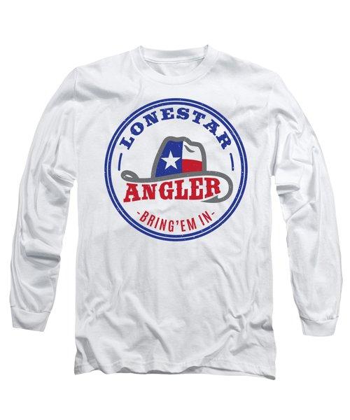 Lonestar Angler Long Sleeve T-Shirt