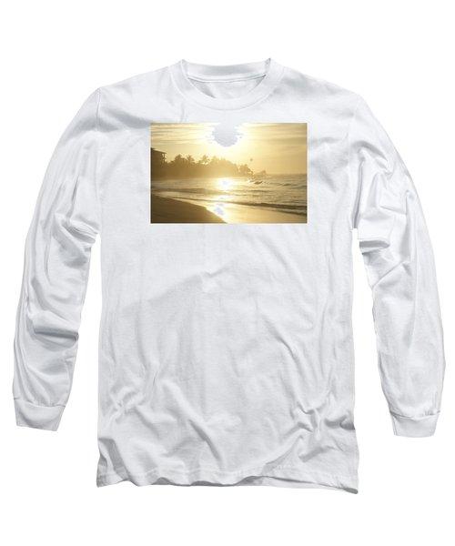 Long Beach Kogalla Long Sleeve T-Shirt by Christian Zesewitz