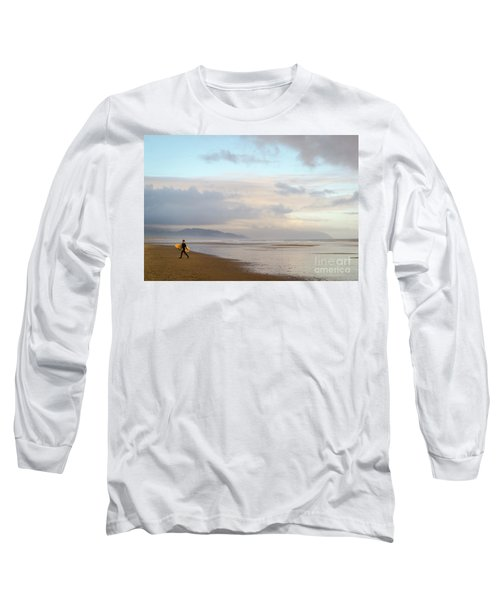 Long Day Surfing Long Sleeve T-Shirt