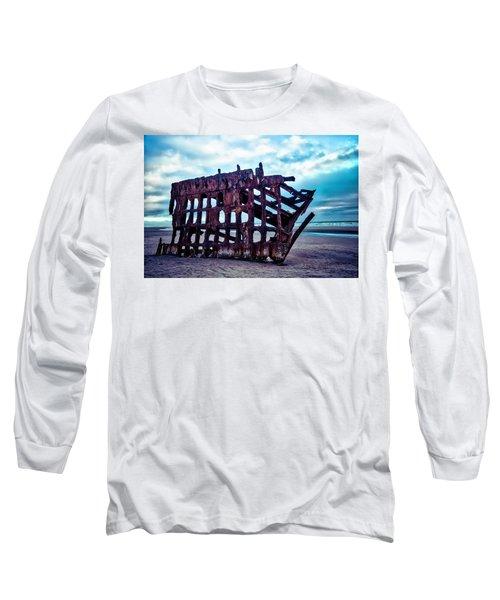 Long Forgotten Shipwreck Long Sleeve T-Shirt