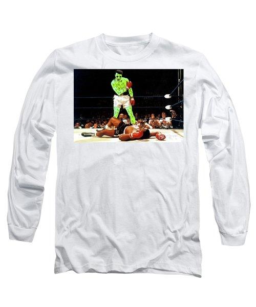 Long Live Ali Long Sleeve T-Shirt