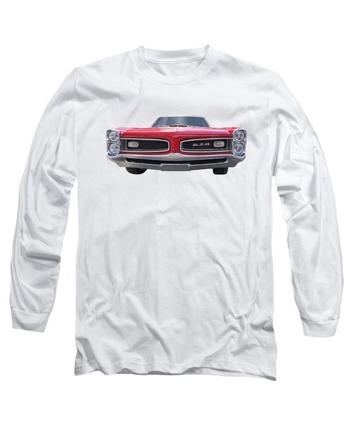 Look At Me - Gto Long Sleeve T-Shirt