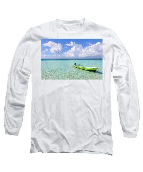 Look At This Beautiful Blue Water Long Sleeve T-Shirt