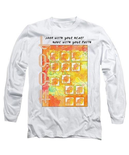 Look Long Sleeve T-Shirt