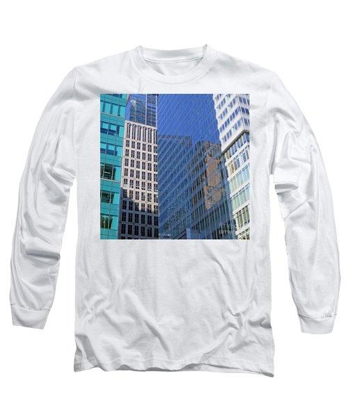 Look Through Any Window Long Sleeve T-Shirt
