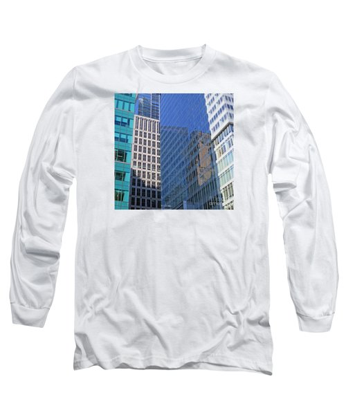 Look Through Any Window Long Sleeve T-Shirt