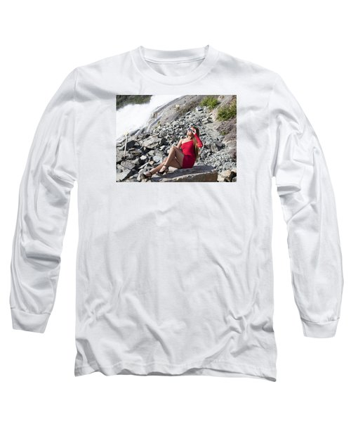 Looking At The Sun Long Sleeve T-Shirt