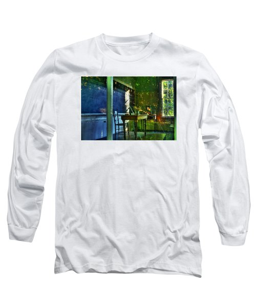 Looking Back In Time Long Sleeve T-Shirt