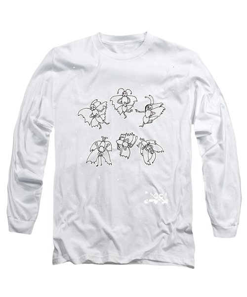 Looking For Lost Spots Long Sleeve T-Shirt