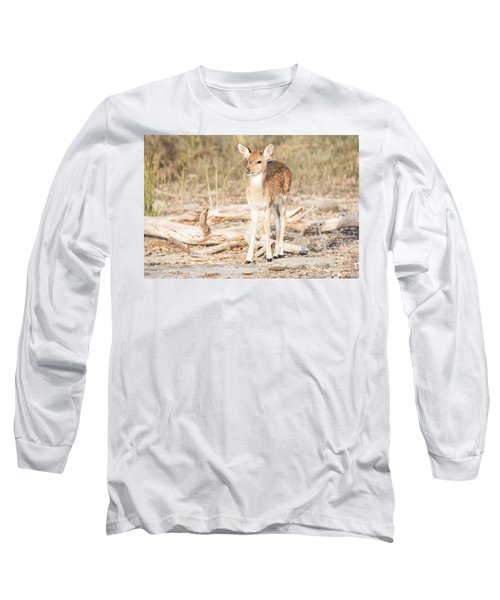Looking For Mum Long Sleeve T-Shirt
