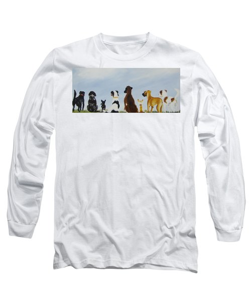 Looking For Our Forever Home Long Sleeve T-Shirt