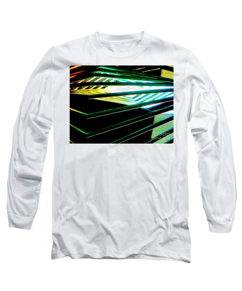 Looking Inside  Long Sleeve T-Shirt