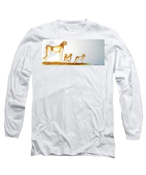 Lookout Post - Original Artwork Long Sleeve T-Shirt
