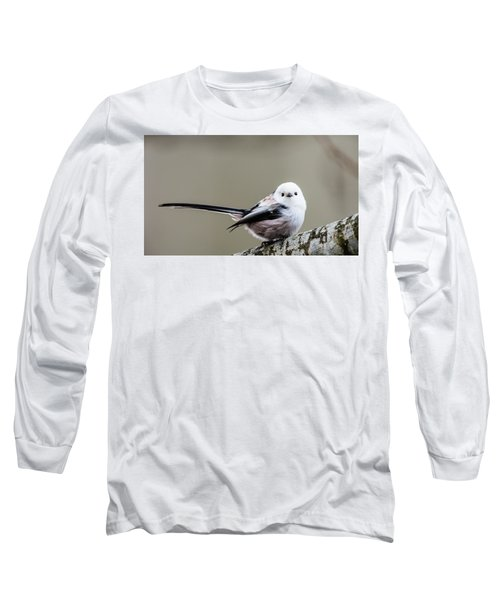 Long Sleeve T-Shirt featuring the photograph Loong Tailed by Torbjorn Swenelius