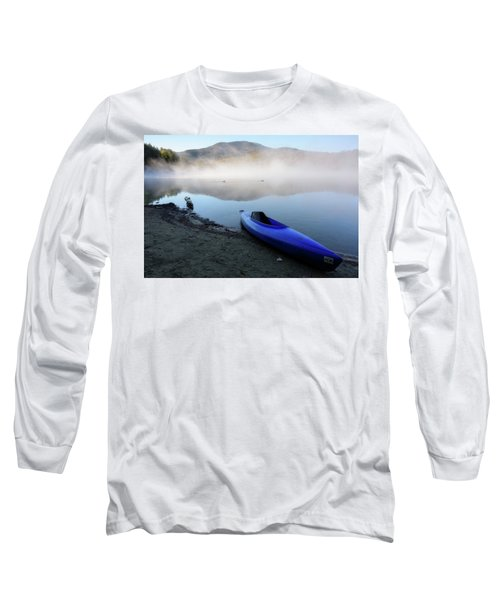Loons Crossing Long Sleeve T-Shirt