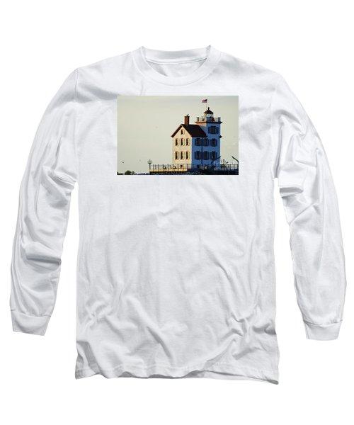 Lorain Lighthouse 2015 Long Sleeve T-Shirt
