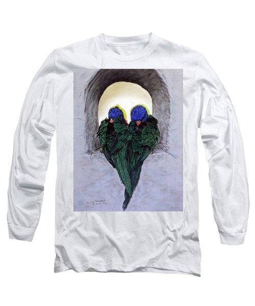 Lorikeets Long Sleeve T-Shirt
