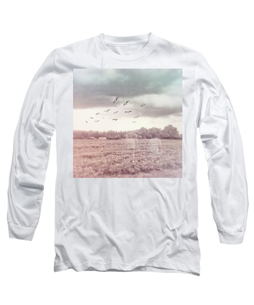 Lost In The Fields Of Time Long Sleeve T-Shirt
