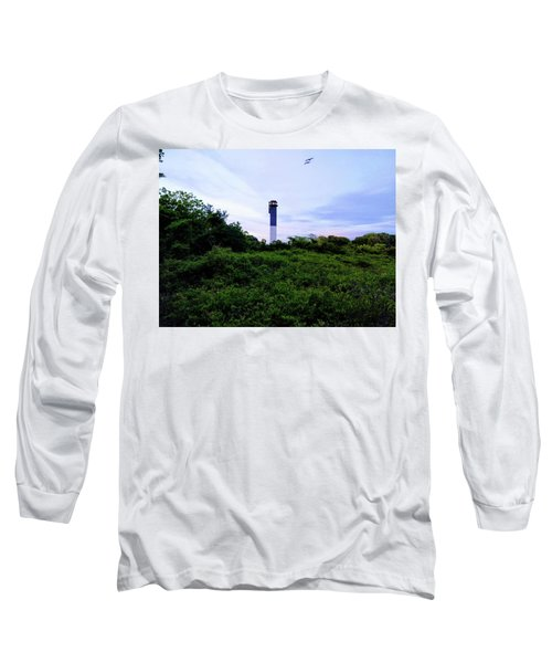 Lost Lighthouse Long Sleeve T-Shirt
