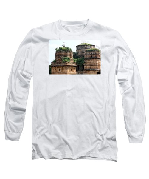 Lost Place In Central India Long Sleeve T-Shirt