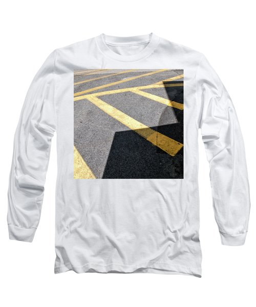 Lot Lines Long Sleeve T-Shirt
