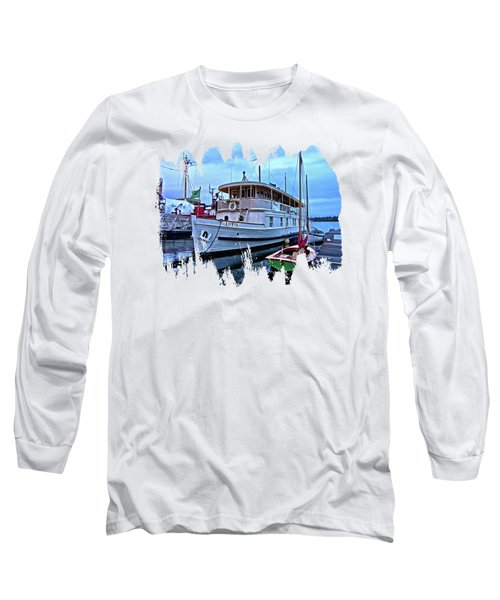 Lotus And The Dinghies Long Sleeve T-Shirt