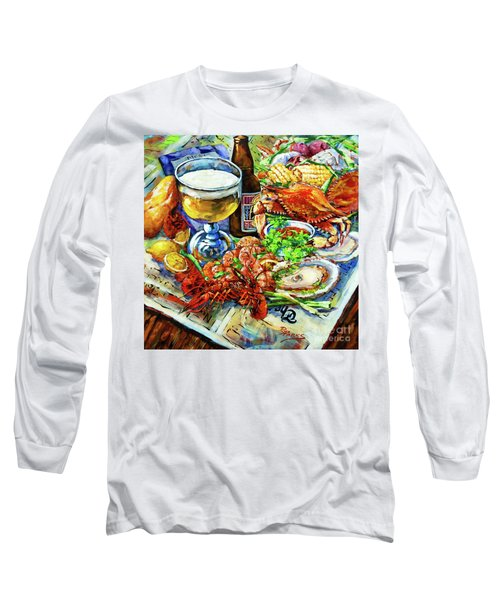 Louisiana 4 Seasons Long Sleeve T-Shirt