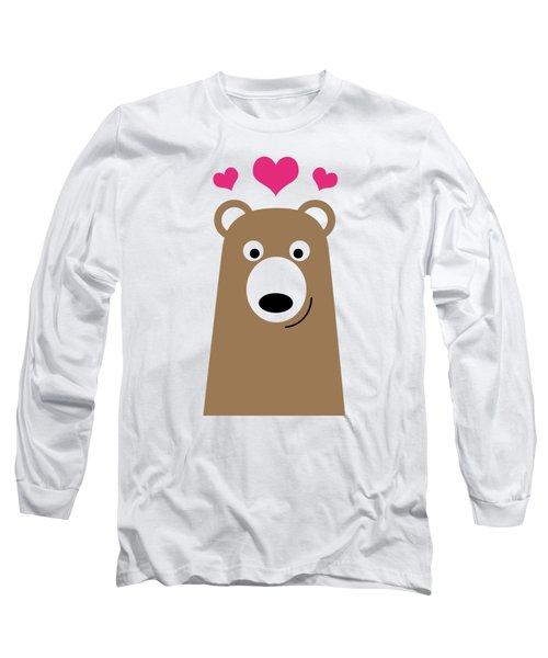 Love Bear Long Sleeve T-Shirt