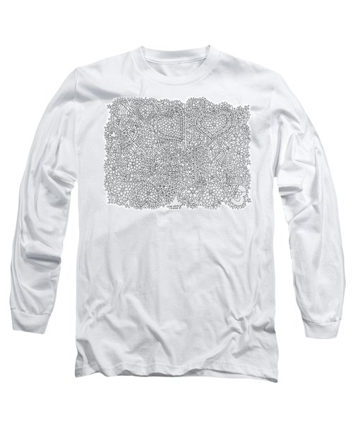 Love Berlin Long Sleeve T-Shirt by Tamara Kulish