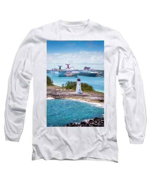 Love Boat Lane Long Sleeve T-Shirt