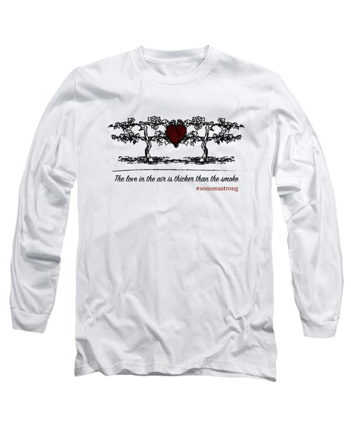 Love In The Air Long Sleeve T-Shirt